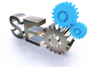 Milwaukee SEO Experts Search Engine Symbol with gears