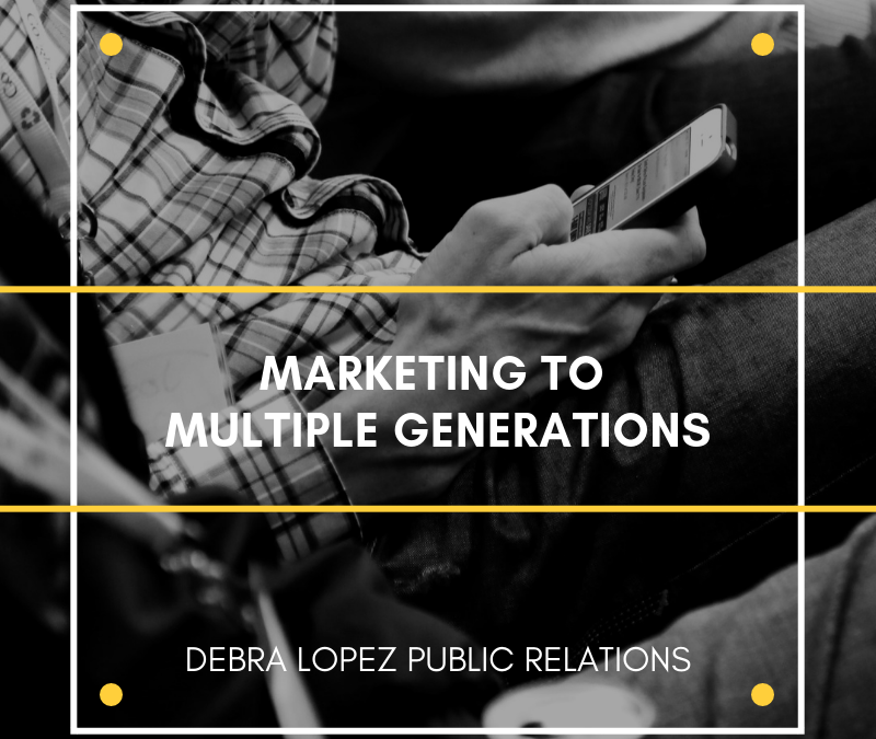 Marketing to Multiple Generations