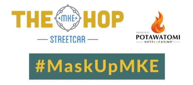 Hop Launches New Partnership with MaskUpMKE