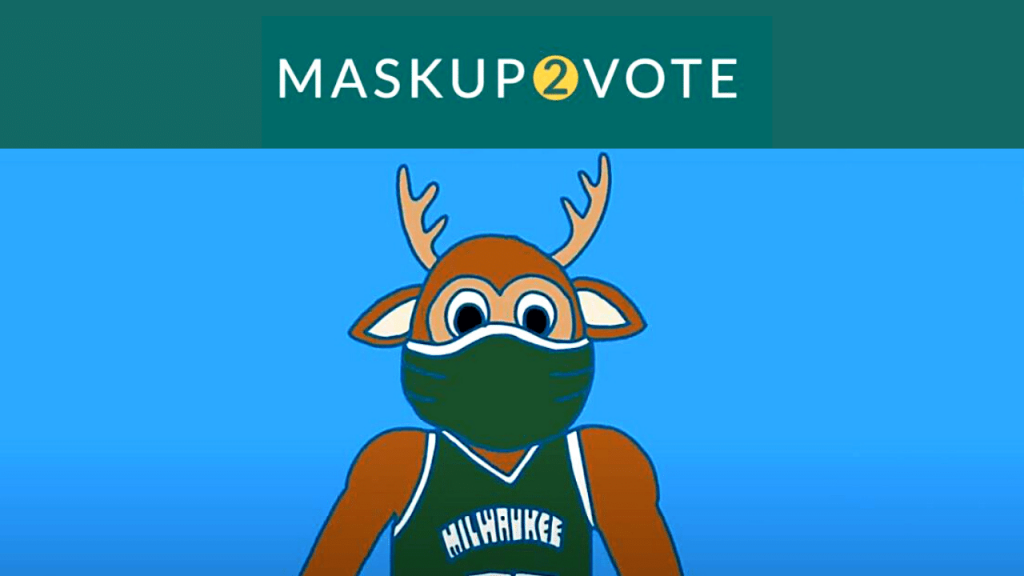 #MaskUp2Vote Helps Keep Public Safe by Providing Free Face Masks