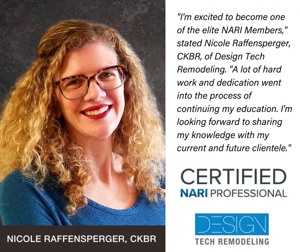 Nicole Raffensberger News